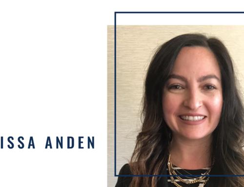 Member Spotlight: Marissa Anden