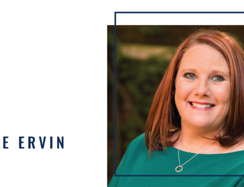 Member Spotlight: Katie Ervin