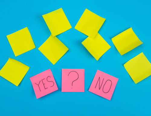 When No is Better than Yes: Building the Discipline to Say No