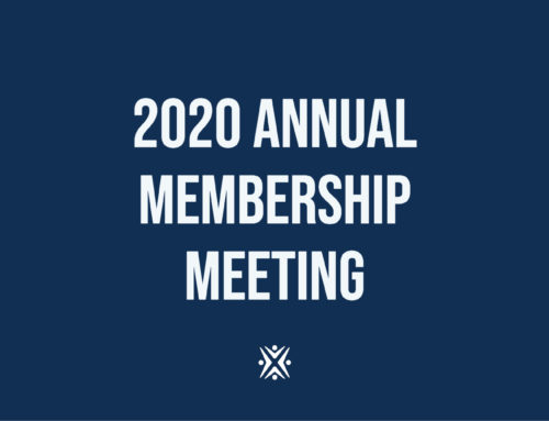 2020 Annual Member Meeting