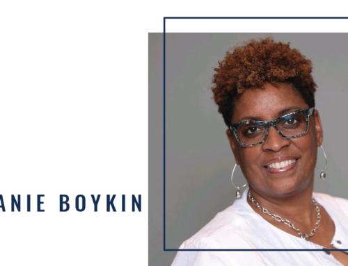 Member Spotlight: Melanie Boykin