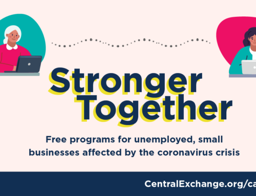 Central Exchange offers access to free webinars for unemployed workers, small businesses affected by coronavirus